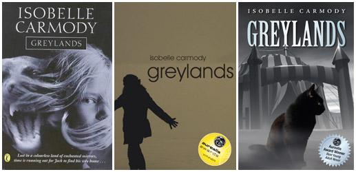 Greylands, by Isobelle Carmody